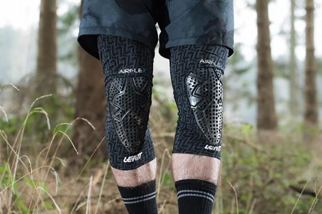 Leatt Knee Pads Cyclepaths protection